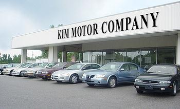 Kim Motor Company Rebuildable Dealers