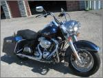 2013 Harley-Davidson Road King Classic FLHRC