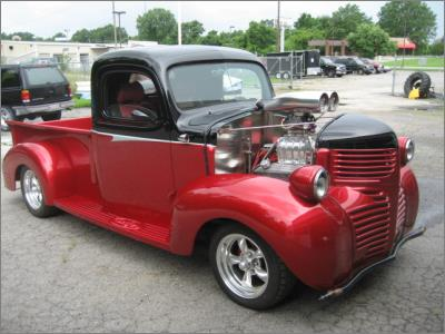 1940 Dodge Pickup Street Rod