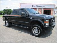 2008 Ford F350 Crew Cab XL HD Edition