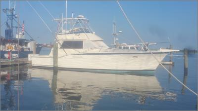 1976 Boat: Hatteras Sport Fishing 42ft
