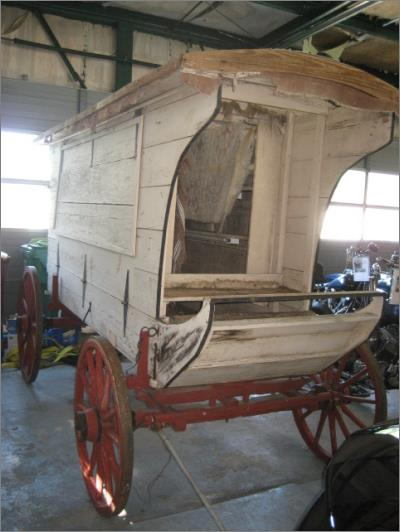 Other: Gypsy Peddlers Wagon