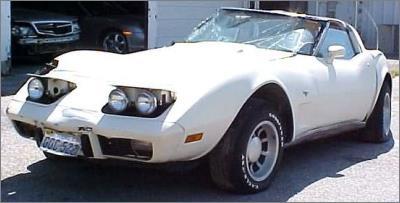 1979 Chevrolet Corvette L-82
