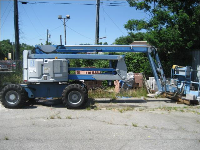 1994 Other: Genie Z-60/34 Aerial Lift