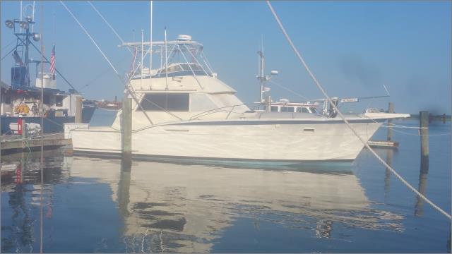1976 Boat: Hatteras Sport Fishing 42ft